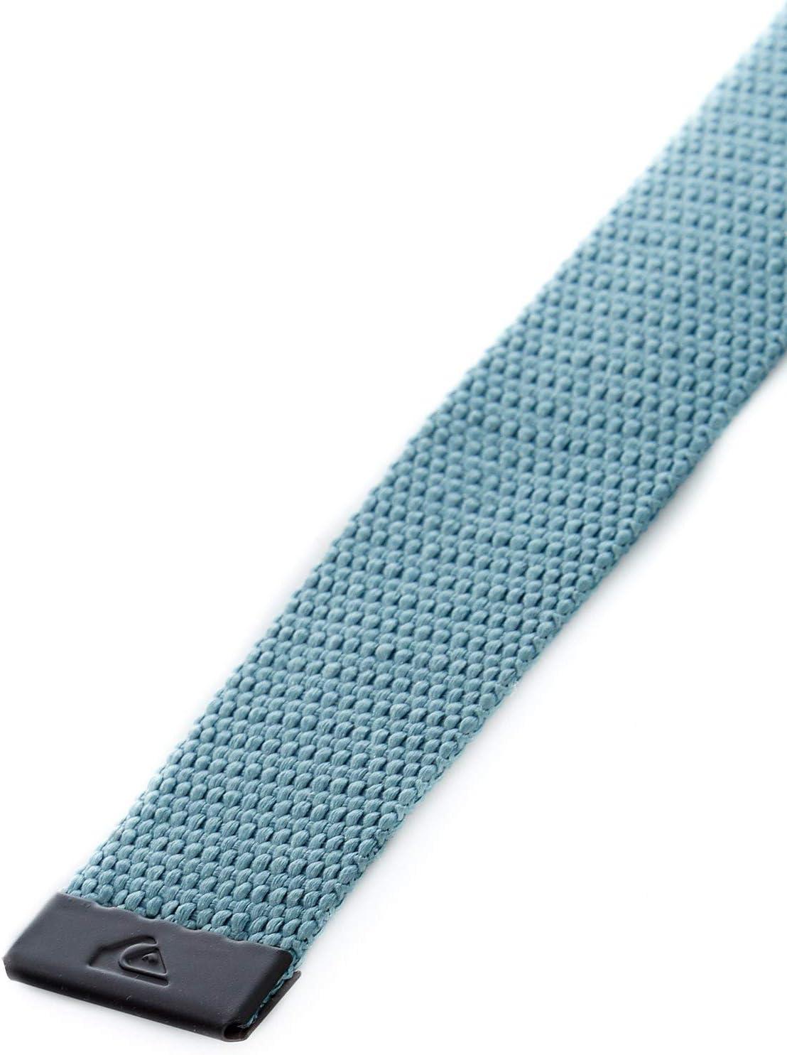 Default, Navy Quiksilver Blue Nights Heather Principle Iii Web Belt