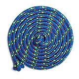 8' Jump Rope - Blue Confetti