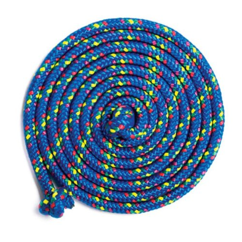 16' Double Dutch Jump Rope - Blue Confetti