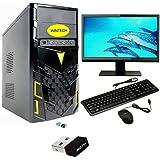 Wintech Assemble All-in-one Desktop PC (15.6-inch LED/500 GB HDD/4 GB Ram/Intel C2D Processor 3.0GHz/G-31 Motherboard) (Steel)