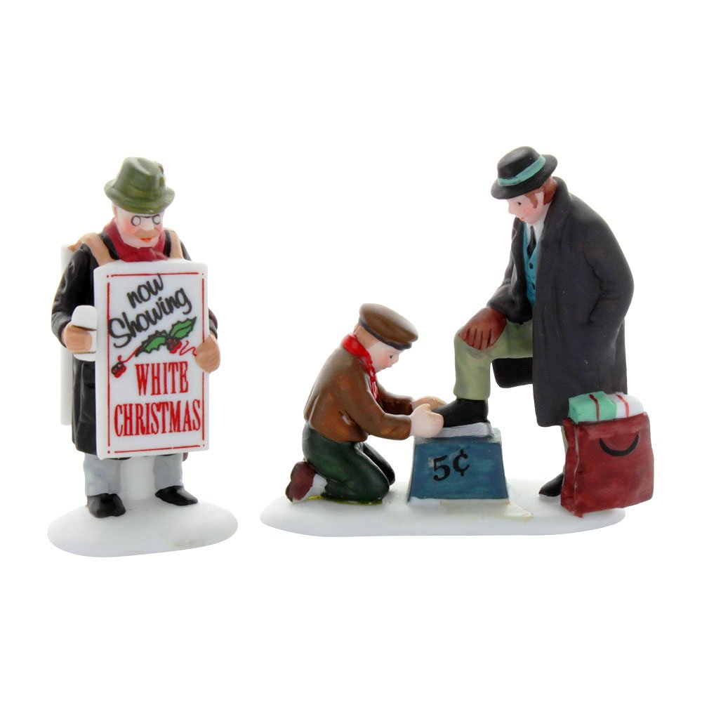 Dept 56 Christmas in the City **All Around the Town** (55450)