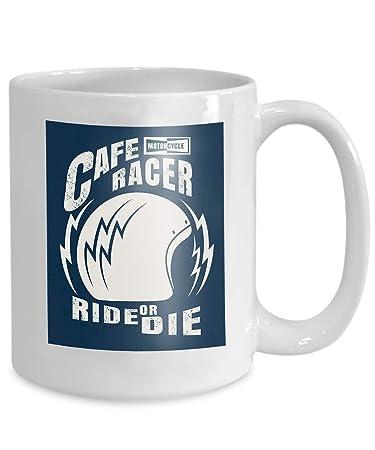 tazas cafe racer