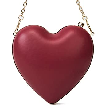 Carteras De Mano Y Clutches Femenino Love Gift Bag Fiesta Nocturna Corazón Rojo Bolso Cena Mini