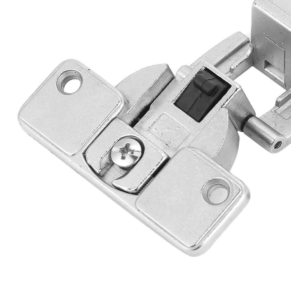 Bisagras de puerta tama/ño : Movable 1 piezas 270 grados de aleaci/ón de zinc Muebles Puerta plegable Bisagra Accesorios de fijaci/ón