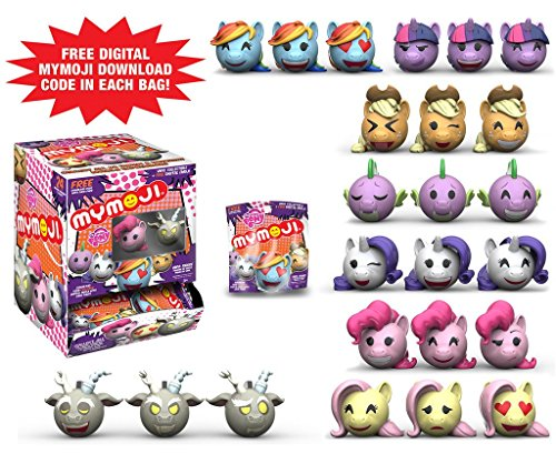 Funko MyMoji: My Little Pony Blind Bag Display (Case of 24) ()