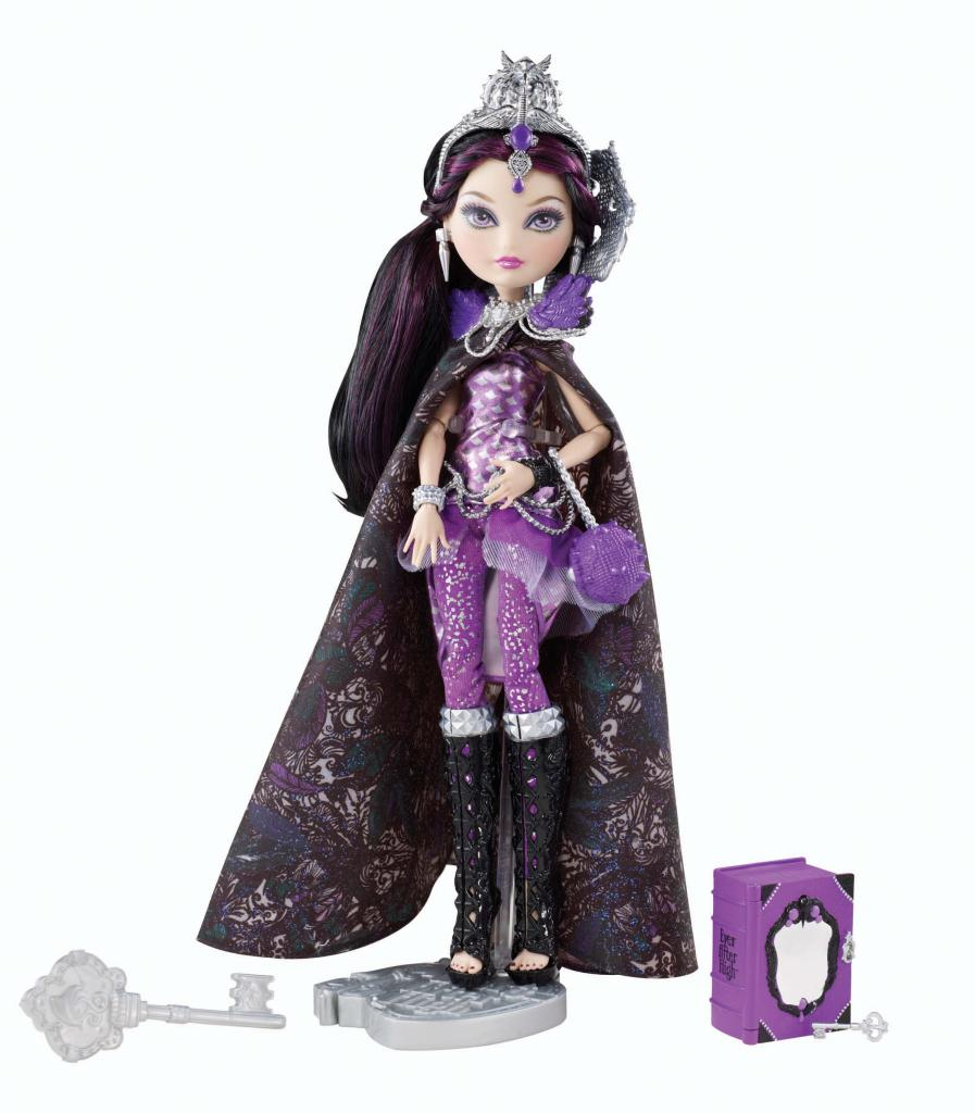 Ever After High Legacy Day Raven Queen Doll New | eBay