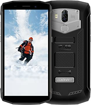 Blackview BV5800 - Movil Resistente (Android 8.1 Oreo Smartphone ...