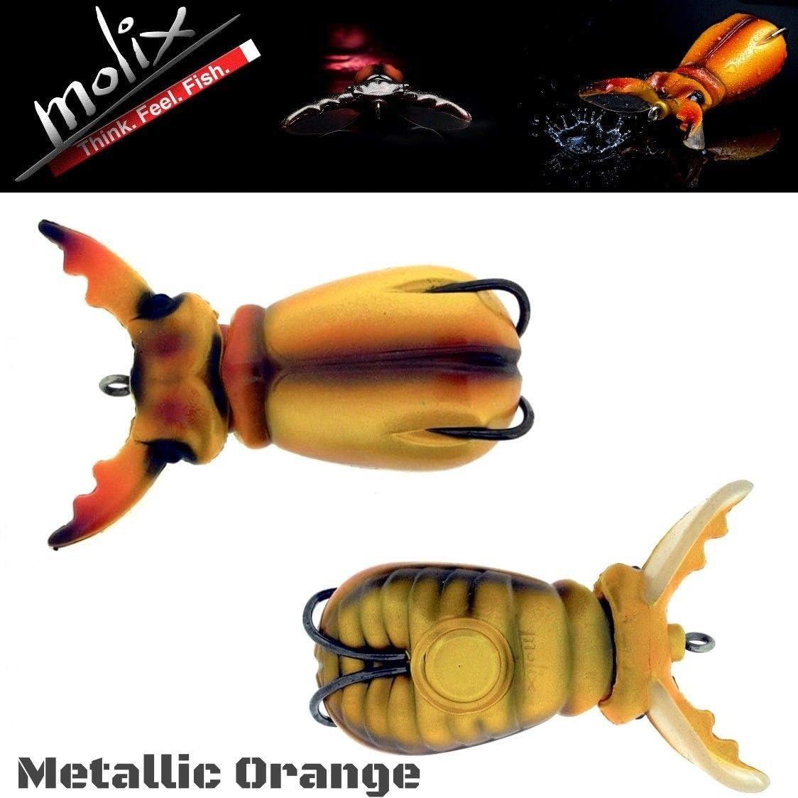 Molix Leurre Supernato Beetle 7.5cm