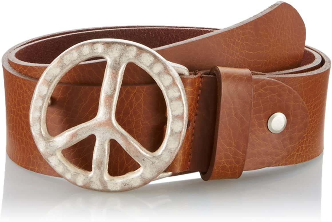 Biotin Peace Cintur/ón para Mujer