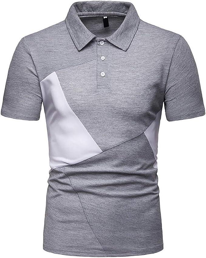 G&Armanis Shop Camisa Polo Casual De Los Hombres, Camisa De ...