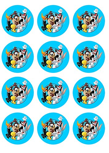 Image Daffy Duck - Looney Tunes ~ Cupcake Topper ~ Edible Frosting Image