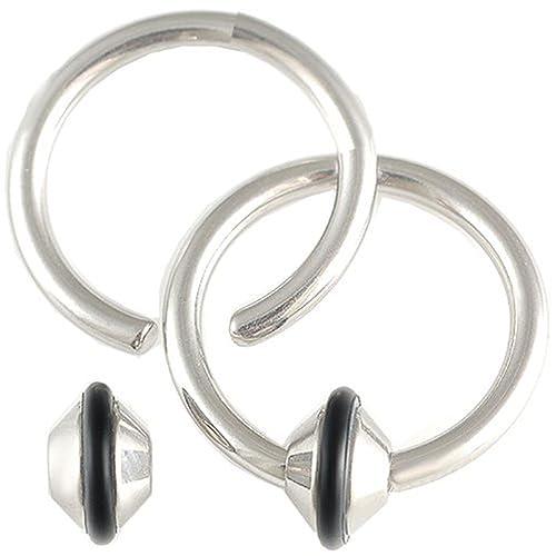 Amazon.com: Helix Piercing Cartílago de la oreja aro Cute ...