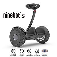 Deals on Segway Ninebot S Smart Self Balancing Transporter Pro Hoverboard