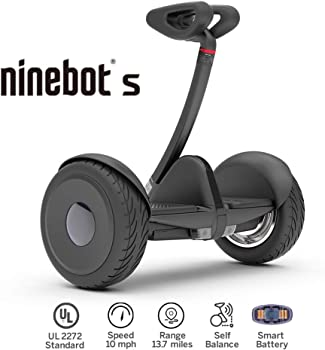 Segway Ninebot S Smart Self Balancing Transporter + Segway GoKart Kit
