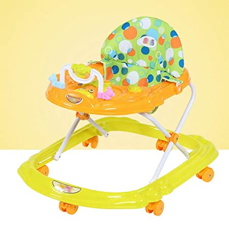 DRL Andador Ajustable en Altura para bebés con Juguete ...