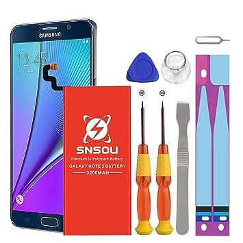 Amazon.com: SNSOU - Batería de repuesto para LG G3 BL-53YH ...