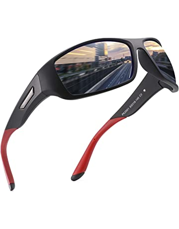 494eeb83d5e0c Polarised Sports Sunglasses for Men Women Running Cycling Fishing Driving  Golf Tr 90 Unbreakable Frame