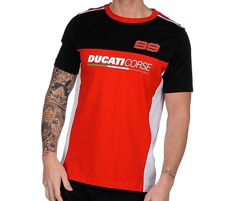 Uomo itAuto Shirt DucatixxlAmazon Rossa 99 Lorenzo T Jorge 7vYgIfb6y