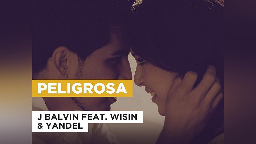 Peligrosa in the Style of J Balvin feat. Wisin & Yandel