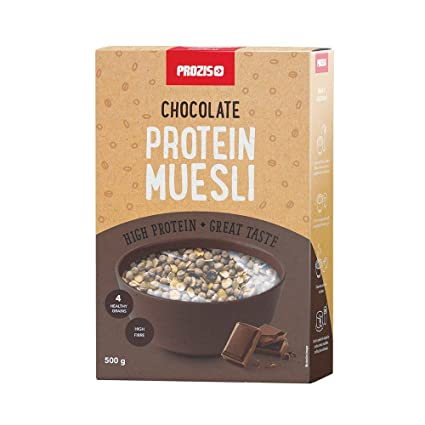 Protein Muesli 500 g Natural