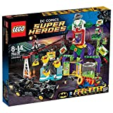 LEGO DC Universe Batman Super Heroes Jokerland 1037 Piece Building Kit