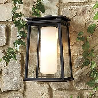 irvington 1 light outdoor lantern ballard designs. Black Bedroom Furniture Sets. Home Design Ideas