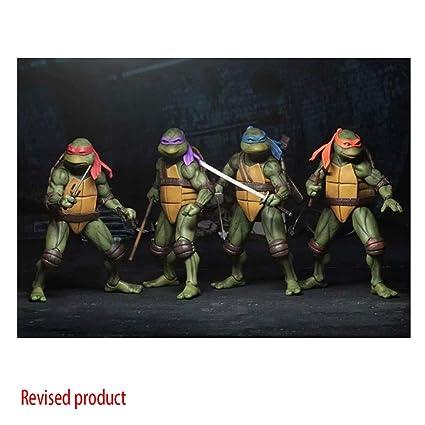 Amazon.com: Yang baby 4-Pack of Teenage Mutant Ninja Turtle ...