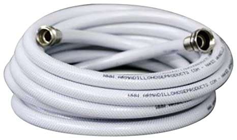 Armadillo Hose NAE25 I.A.P.M.O. Certified 1/2-Inch by 25-Foot Eco Naked