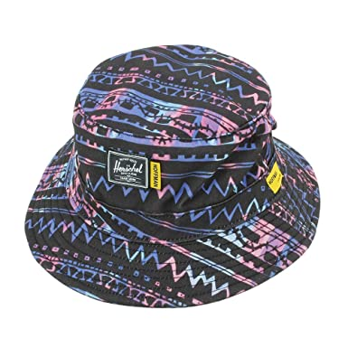 42c5944458f Herschel Hoffman Fishing Hat Cloth Hat Summer Hat (L XL (58-60 cm) - Blue)   Amazon.co.uk  Clothing