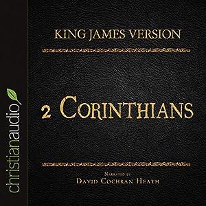 Holy Bible in Audio - King James Version: 2 Corinthians Audiobook
