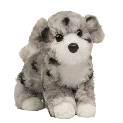 Douglas Miles Aussie Doodle Plush Stuffed Animal: Toys & Games