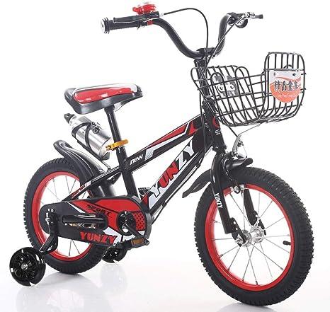 Bicicleta Infantil Los Niños De 2-9 Años De Bicicletas Muchacha De ...