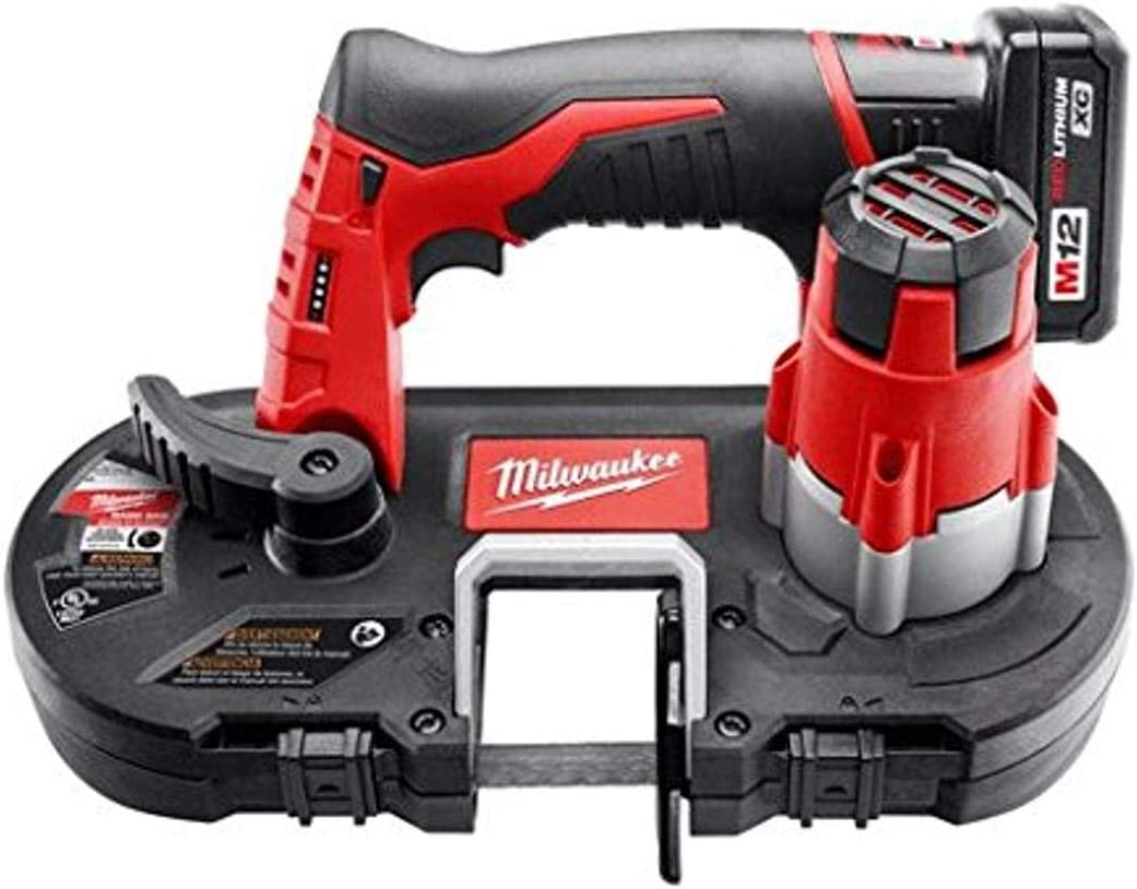 best band saw: Milwaukee 2429-21XC is your best compact choice