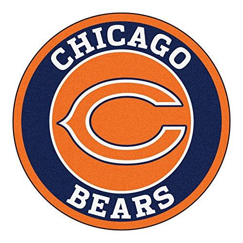 FANMATS 17954 NFL Chicago Bears Roundel ()