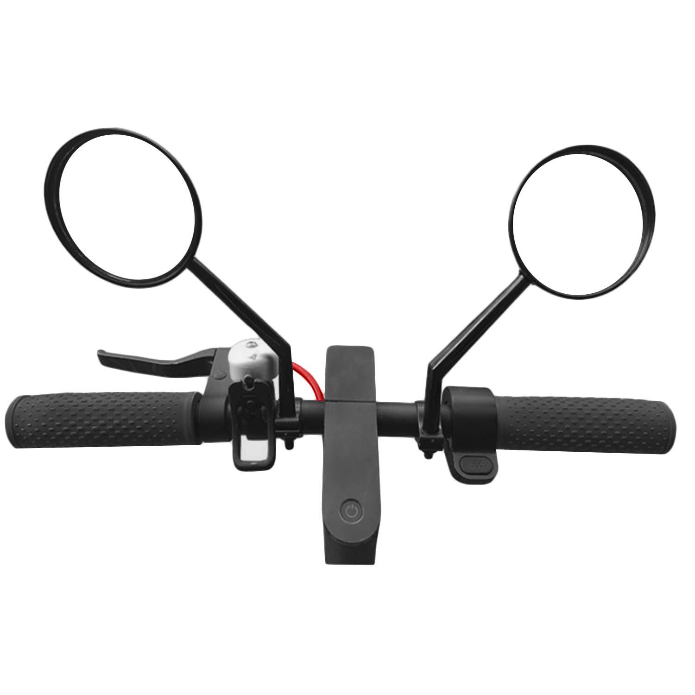 Siebwinn M365 R/éTroviseur 1 Paire Guidon Miroir Arri/èRe Safe Compatible avec XIAOMI M365 Trottinette /éLectronique Scooter