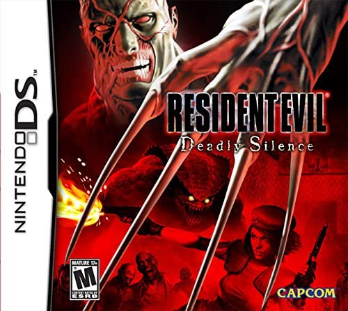 Nintendo Resident Evil Deadly Silence, DS - Juego (DS, Nintendo DS ...