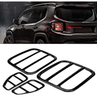 Tail Light Cover Delaman Tail Light Metal Protector