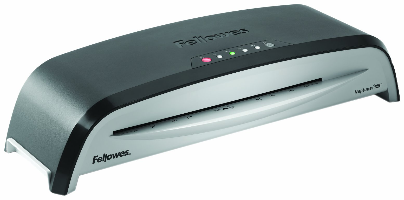 Fellowes Neptune 12.5-Inch Laminator (NL-125) by Fellowes (Image #2)
