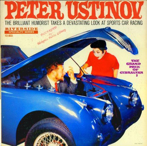 Grand Prix Of Gibraltar (VINYL LP Record)