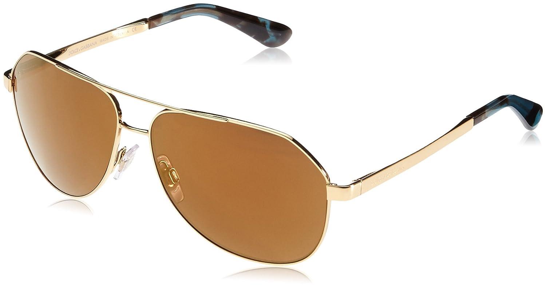 TALLA 59. Dolce & Gabbana Sonnenbrille SICILIAN TASTE (DG2144)