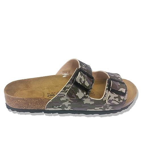 Zapatos verdes Betula para mujer ieUuE