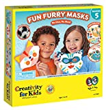 Creativity for Kids Fun Furry Masks - Craft Review and Comparison