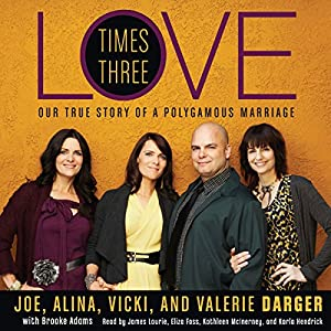 Love Times Three Audiobook