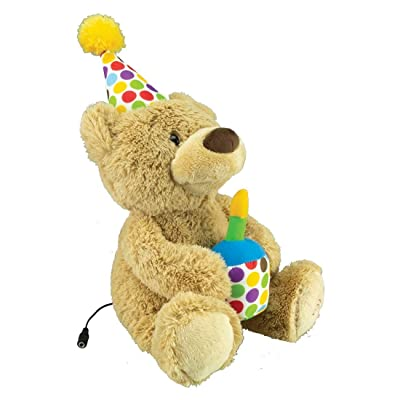 Ablenet Switch Adapted Happy Birthday Bear Product Number: 30000037: Toys & Games