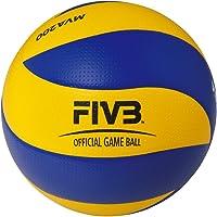 MIKASA MVA-200 Balón de Voleibol, Hombre, 5