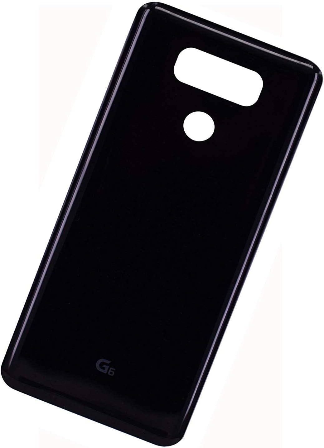 Tapa Trasera LG G6 H870 Ls993 H872 H871 Vs988 negro