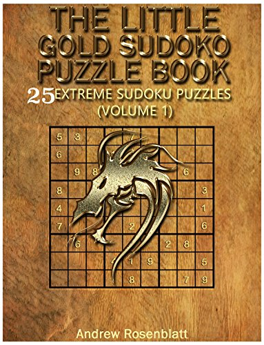 Sudoku Little Teasers Extreme Puzzles ebook product image