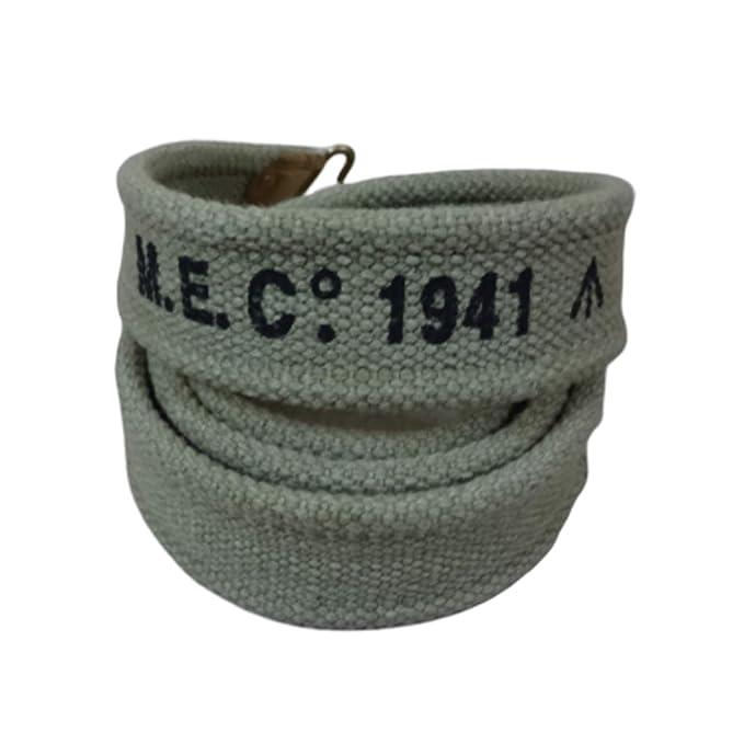warreplica Brit/ánico Enfield Web OD Sling Marcado MEC 1941