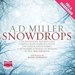 Snowdrops Hörbuch