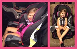 customer reviews evenflo maestro booster car seat taylor discontinued by. Black Bedroom Furniture Sets. Home Design Ideas